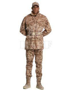 ملابس الجندي / 1015